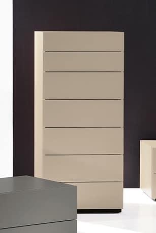 HARU dresser, Sideboard with drawers, for Bedroom