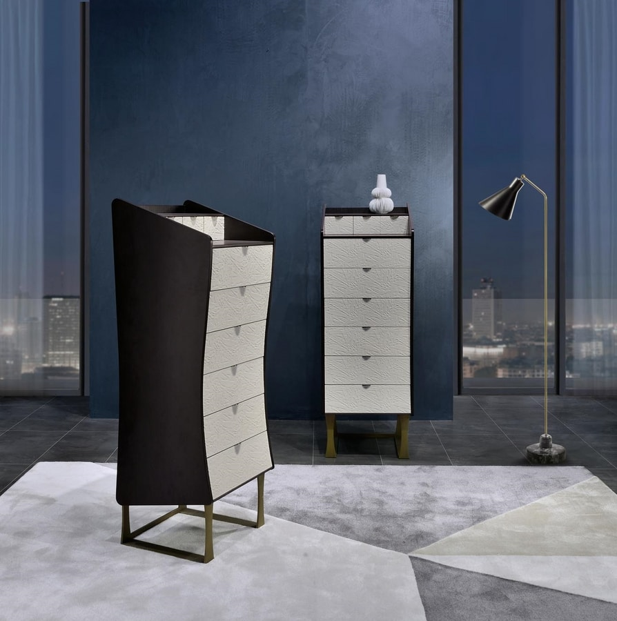 MB65 chest of drawers, Tall chest of drawers