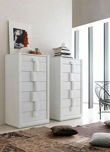 Tea Stilo, Weekly dresser with a modern design