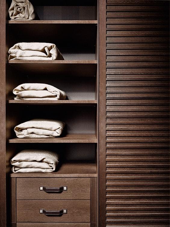 AMADO, Wardrobe with door in oriental style, for Suite Hotel