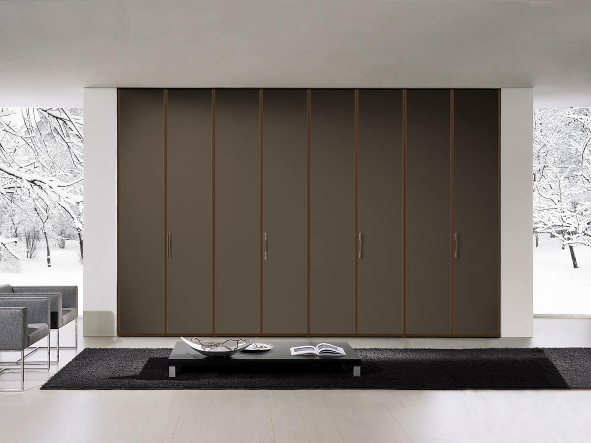 Wardrobe Paro 03, Modular wardrobe, for office and bedroom