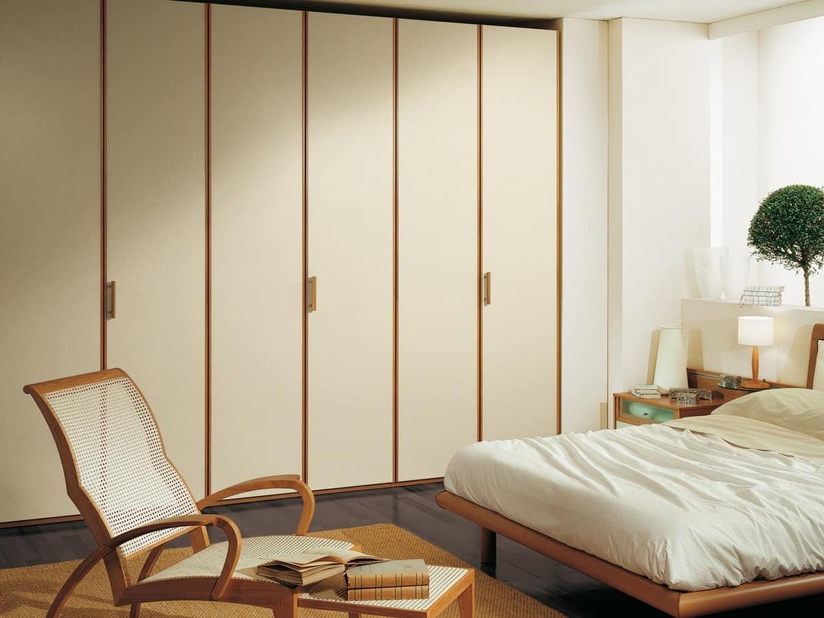 Wardrobe Paro 12, Modular wardrobe of various sizes, for hotels