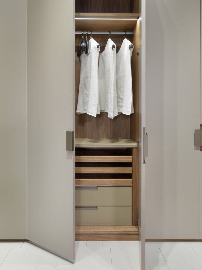 ATLANTE CHARME comp.03, Modular design wardrobe