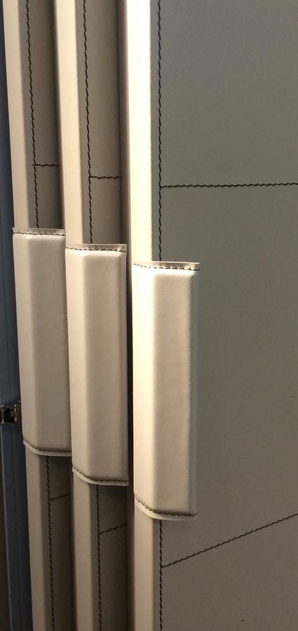 ATLANTE CLIP comp.02, Modular wardrobe of high quality, space optimization