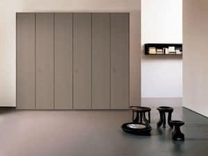 ATLANTE SEVENTY comp.02, Night cabinet, modular, various measures