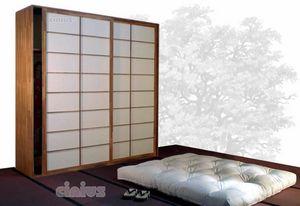 Beech wardrobe, Japanese style beech wardrobe