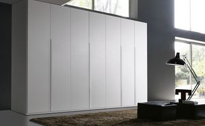 FILO, Wardrobe for bedrooms with hinged doors