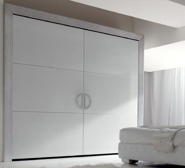 Keope Art. 507, Sliding wardrobe, for contemporary furniture