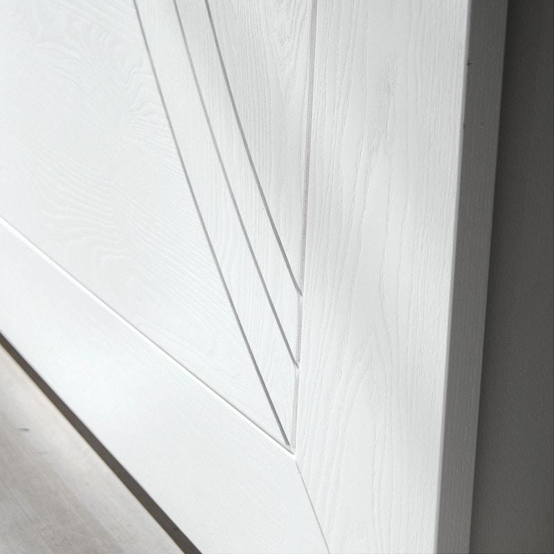 Luna LUNA5151-249, Wardrobe with 2 engraved sliding doors