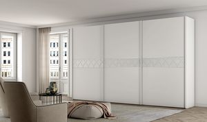 LUXOR, Wardrobe with sliding doors
