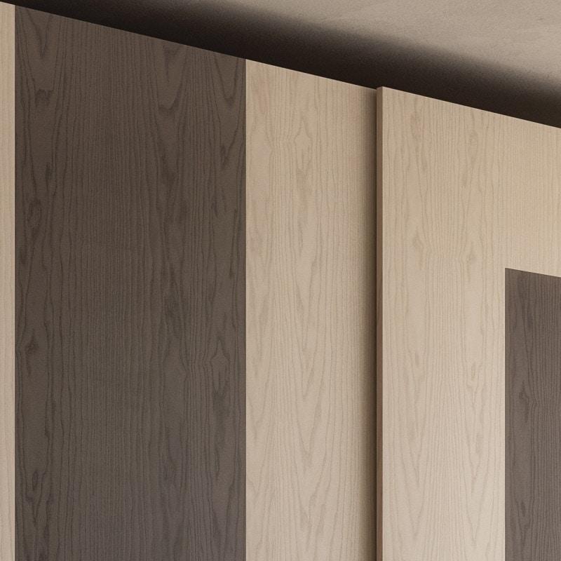 Nova NOVA1317T, Wardrobe with sliding doors in ash wood