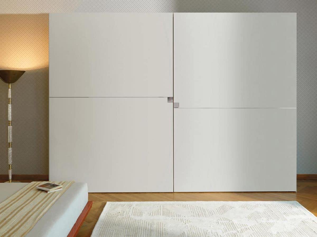 Storage Cabinets Sliding Doors For Modern Bedrooms Idfdesign