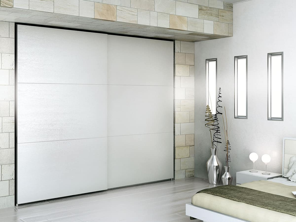 . Contemporary wardrobe  durable materials  for hotels   IDFdesign