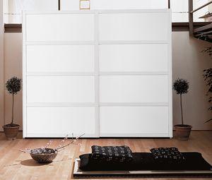 YOSHIDA, Japanese-style closet with sliding doors
