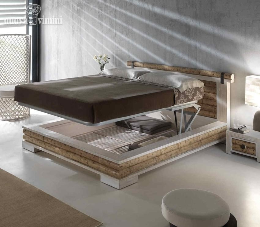 Bed Isayto, Ethnic bed with container
