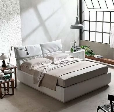 Full, Bed with storage box