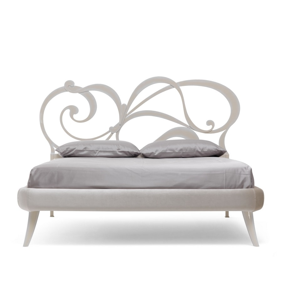 Fred Art. 952-T, Bed in laser cutted iron