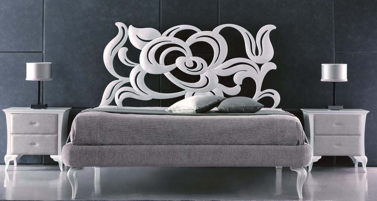 Megan Art. 950, Decorative iron bed