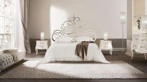 Pasci� letto, Flat iron bed, available in various sizes, for hotels