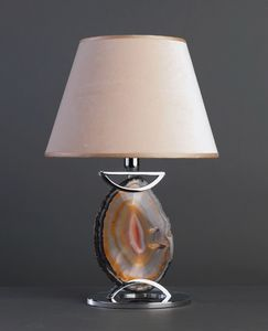 AGATA HL1033TA-1, Table lamp with agate