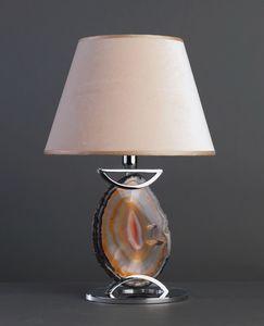 AGATA HL1033TA-1, Table lamp with agate
