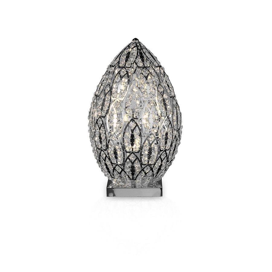 Arabesque Egg 50, Egg-shaped table lamp