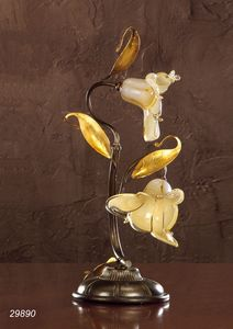 Art. 29890 Jolie, Table lamp in Venetian glass
