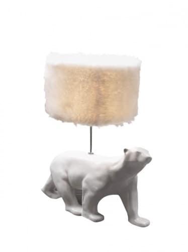 Art. LB323, Table lamp in bear form