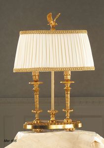 Art. MER 466, Elegant table lamp, with a classic style