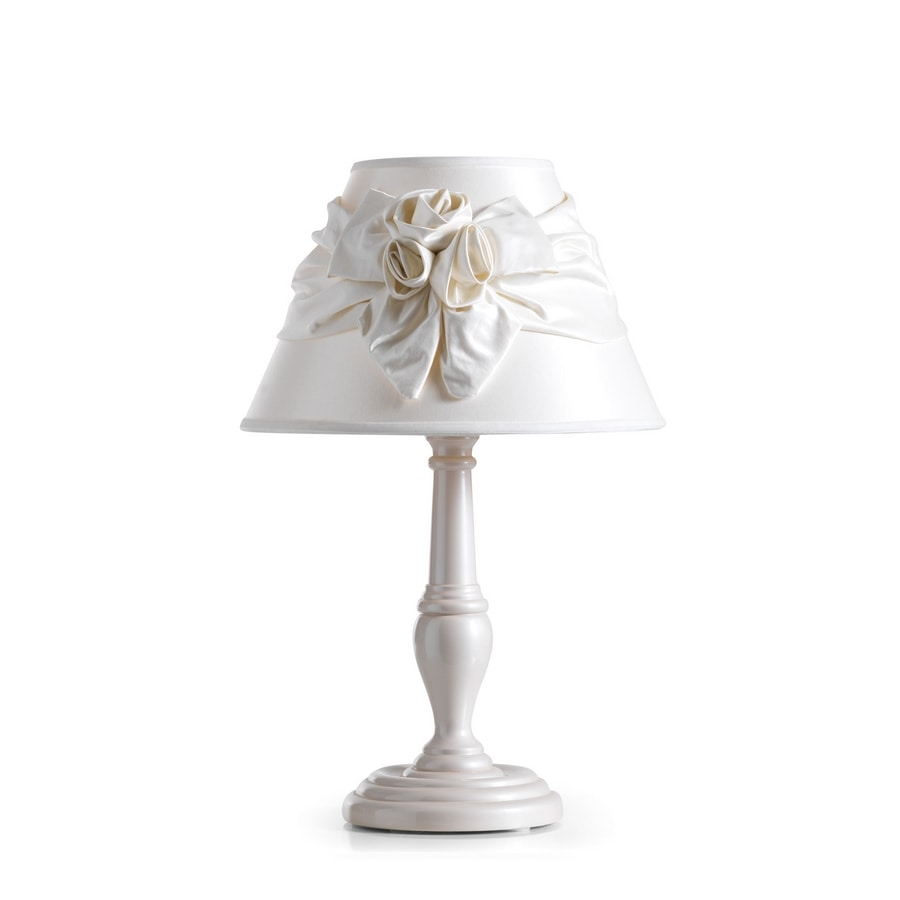 Camelot Art. 1432, Table lamp with decorative bow