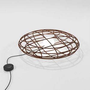 Disco, Table lamp in iron