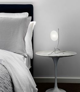 DOLCE H 40, Design table lamp, for bedside tables and desks