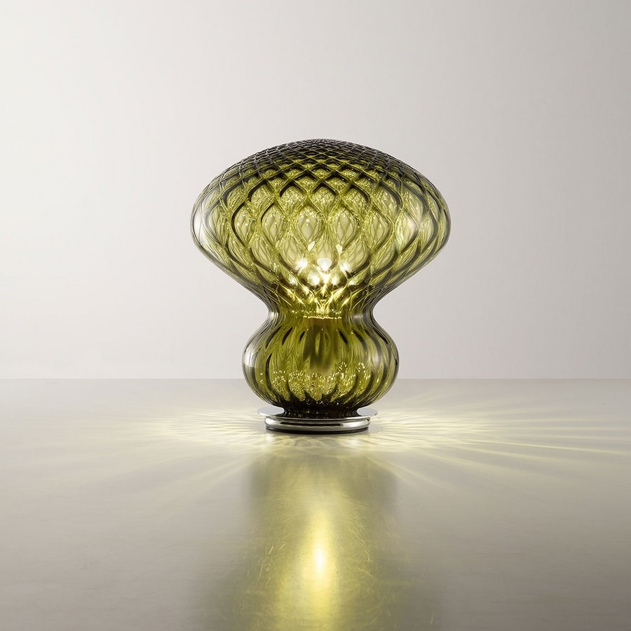Fungo Lt624-030, Table lamp in baloton crystal