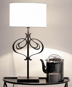 Giulietta, Iron lampshade for bedside tables