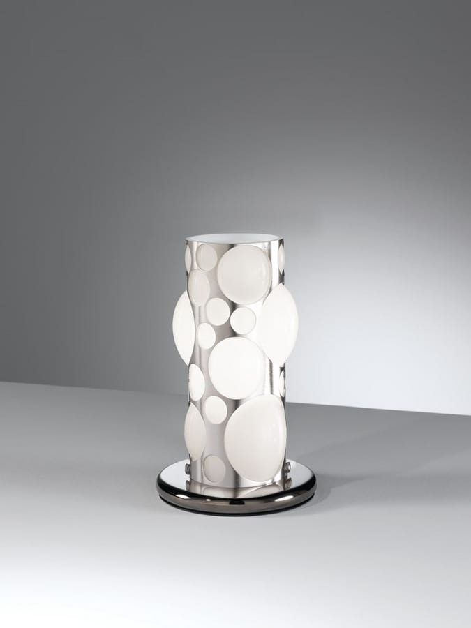 Orione Rt386-020, Modern table lamp in the shape of bubbles