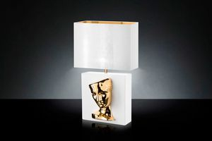 Psiche di Capua, Table lamp inspired by classical sculptures