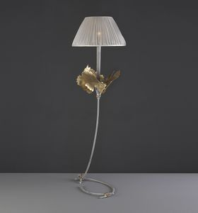 RASPO HL1073TA-1, Table lamp with decorative leaves