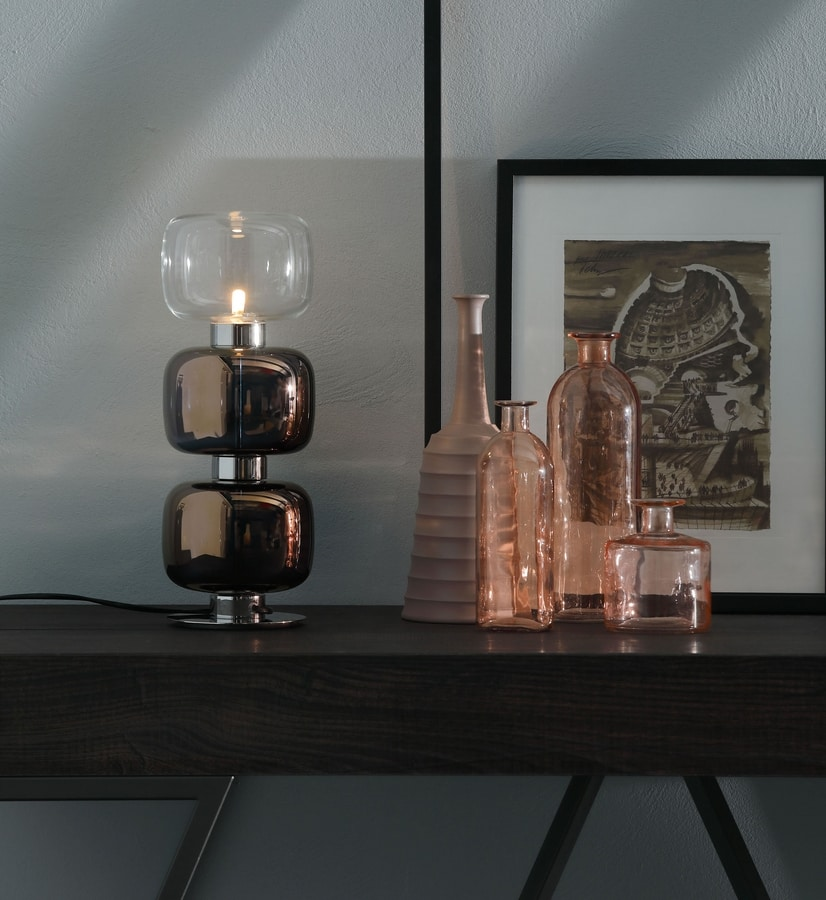 RETRO' TABLE LAMP, Table lamp, inspired by tradition