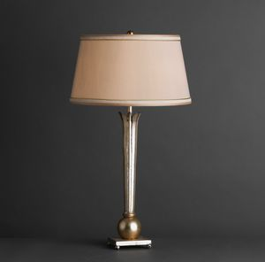RIALTO HL1059TA-1, Table lamp with lampshade