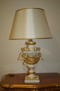 TABLE LAMP ART.LM 0002, Luxurious classic table lamp