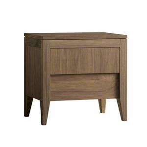 Anerio 1366/F, Bedside table in ash wood