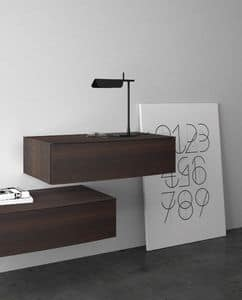 Arco, Wall bedside, for hotel room
