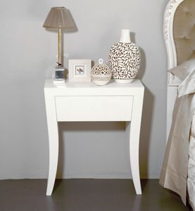 Art. 20705, Bedside table with contemporary style