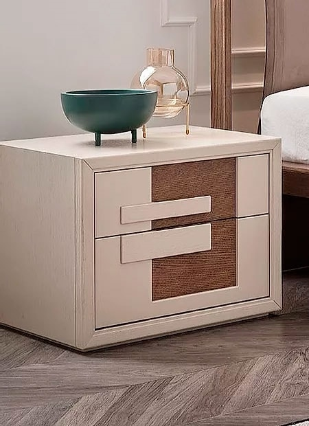 Aurea, Wooden bedside table