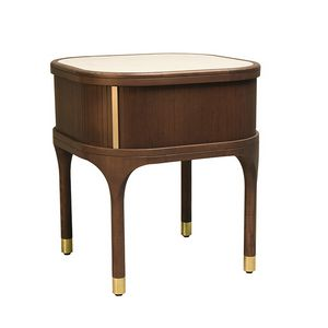 Joyce 1303/F, Bedside table with sliding door