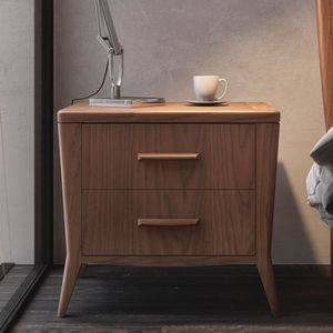 Nova NOVA1304T, Modern wooden bedside table