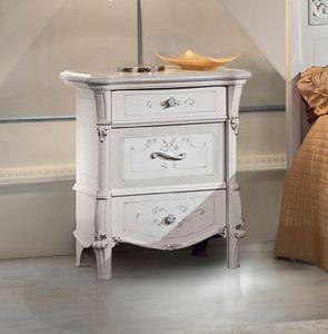 Prestige Art. 306, Classic style bedside table