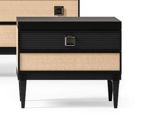 Sesto senso Art. 510, Eucalyptus wood bedside table