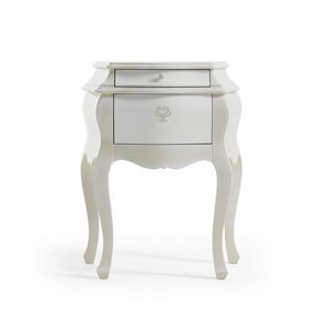 Turandot Art. 461, Bedside table with a classic design