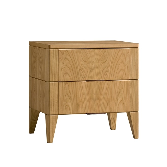 Vittorio 1365, Bedside table with minimal design